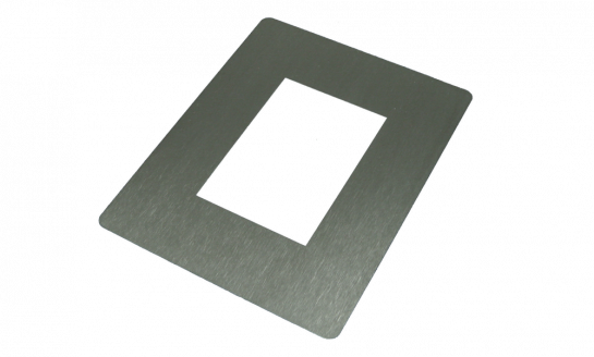 Stainless Steel Sample Plate (A-SVM-Plate) for SVM340 Synchronized Video Microscope