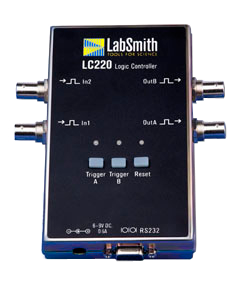 LC220 2-Channel Programmable Logic Controller