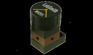 "Microfluidic Valve - LabSmith CapTite microfluidic 3-port manual selector valve, 360 um capillary, 1/32"" tubing"