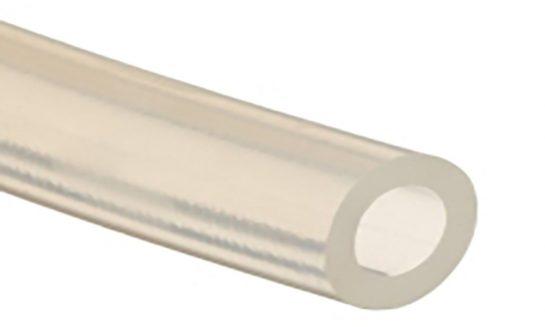 """Microfluidic tubing - 1/8"""" OD silicone tubing"""