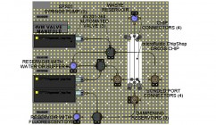 Hydrodynamic Focusing Breadboard
