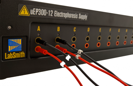 A-EHVC12 Cable Set for uEP300-12 Power Supply
