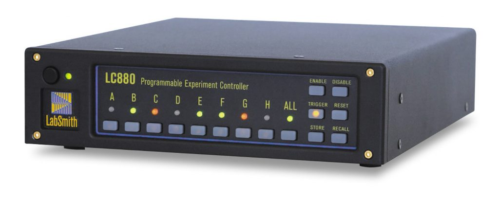 LabSmith LC880 Programmable Experiment Controller