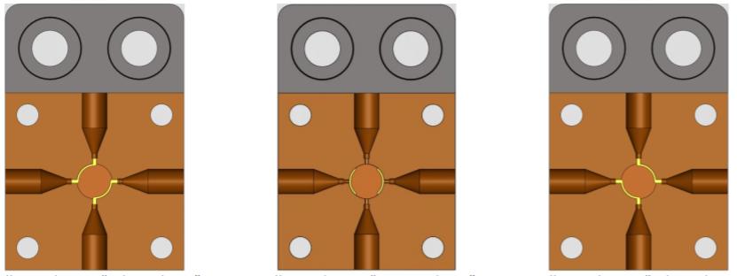 LabSmith AV202 Automated Microfluidic Valve Positions Diagram